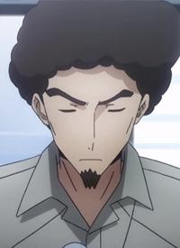 Charakter: Kinji USHIYAMA
