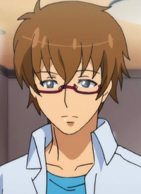 Charakter: Ryuu-san