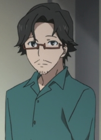 Charakter: Toshihiro OKIKURA