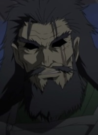 Charakter: Hozumi no Moronao