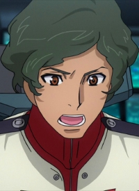 Charakter: Tetsuya KITANO