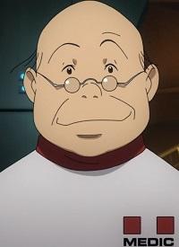 Charakter: Sakezou SADO