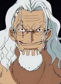 Charakter: Silvers RAYLEIGH