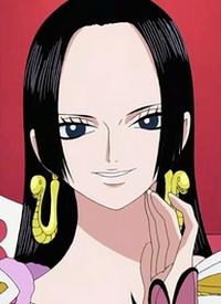 """""""Boa Hancock"""" ist ein Charakter aus dem Anime """"One Piece"""" und aus dem Manga """"One Piece""""."""