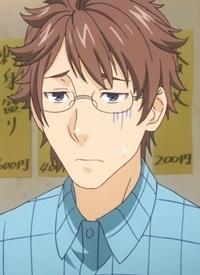 """""""Yuuya TOMITA"""" ist ein Charakter aus dem Anime """"Shokugeki no Souma"""" und aus dem Manga """"Shokugeki no Souma""""."""