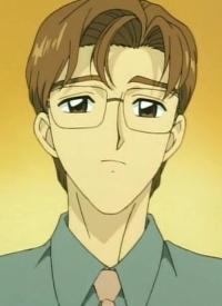Charakter: Fujitaka KINOMOTO