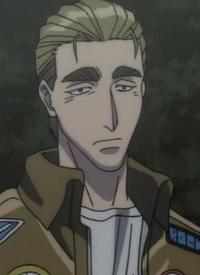 Charakter: Nagare AKIBA
