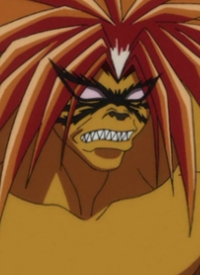 """""""Tora"""" ist ein Charakter aus dem Anime """"Ushio to Tora (2015)"""" und aus dem Manga """"Ushio to Tora""""."""