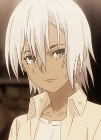 Charakter: Akira HAYAMA