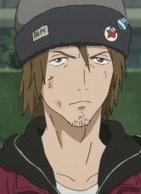 Mitsuo ist ein Charakter aus dem Anime »Kiseijuu: Sei no Kakuritsu« und aus dem Manga »Kiseijuu«.