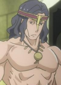 Charakter: Barbarian