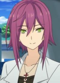 Charakter: Aoi KAGAMI