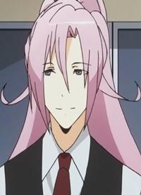 Charakter: Shizuma MAYUZUMI
