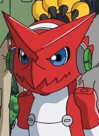 Charakter: Shoutmon