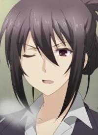 Charakter: Kurono SHINGUUJI