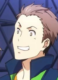 Charakter: Takeshi EIFUKU