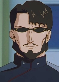 Charakter: Seno MIYAGI