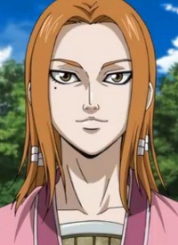 Mou Ten ist ein Charakter aus dem Anime »Kingdom (2013)«.