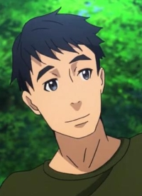 Charakter: Takeo KURATA