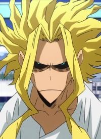 Charakter: Toshinori YAGI