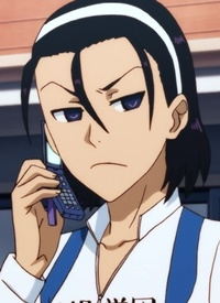 Charakter: Jinpachi TOUDOU