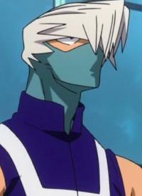 Charakter: Mezou SHOUJI
