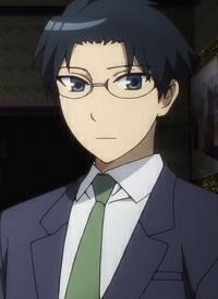 Charakter: Keiichirou SHINOZAKI