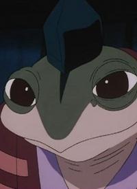 Charakter: Tsukumo no Gamajirou
