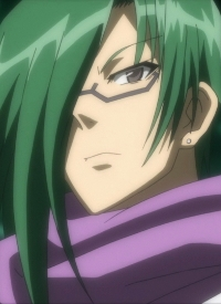 Charakter: Hamaya HYAKUCHOU