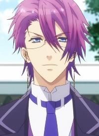 Charakter: Munemitsu MAKURAZAKI