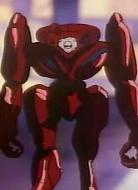 Charakter: Big Head  [Cyberoid]