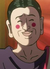Charakter: Ekubo  [Kyouso]