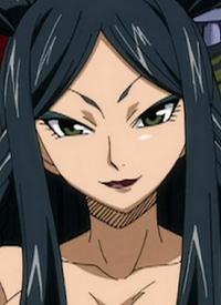 Charakter: Minerva ORLAND