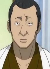 Charakter: Heihachirou KURODA