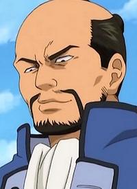 Charakter: Meguro-hakase