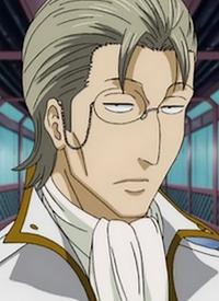 Charakter: Isaburou SASAKI