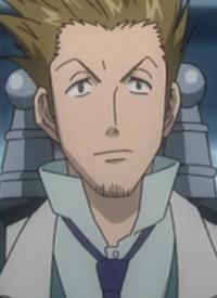 """""""Reever WENHAM"""" ist ein Charakter aus dem Anime """"D.Gray-man"""" und aus dem Manga """"D.Gray-man""""."""