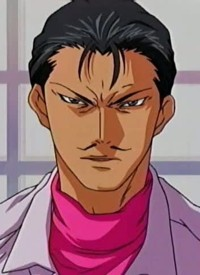 Charakter: Megumi's Father