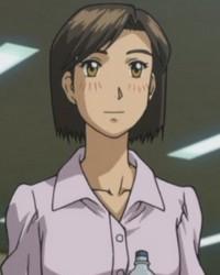 Charakter: Megumi KAMIYAMA