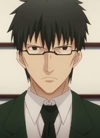 Charakter: Soichirou KUZUKI