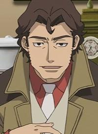 Charakter: Gai KURASAWA