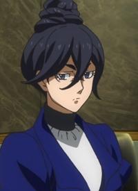 Fumitan ADMOSS ist ein Charakter aus dem Anime »Kidou Senshi Gundam: Tekketsu no Orphans« und aus dem Manga »Kidou Senshi Gundam: Tekketsu no Orphans«.
