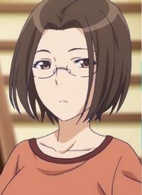 Hibiki HARUNA ist ein Charakter aus dem Anime »Fuuka« und aus dem Manga »Fuuka«.