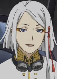 Dio ERACLEA ist ein Charakter aus dem Anime »Last Exile« und aus dem Manga »Last Exile: Ginyoku no Fam«.