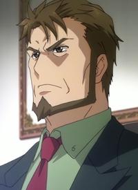Junyou Sadamichi WEINBERG ist ein Charakter aus dem Anime »Buddy Complex« und aus dem Manga »Buddy Complex«.