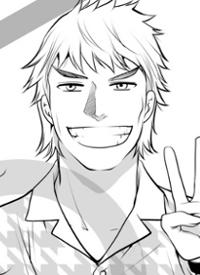 Max ist ein Charakter aus dem Manga »Lily Love«.