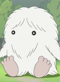 Yeti ist ein Charakter aus dem Anime »Shounen Ashibe: Go! Go! Goma-chan (2017)«.