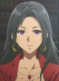 """""""Cattleya BAUDELAIRE"""" ist ein Charakter aus dem Anime """"Violet Evergarden"""" und aus dem Manga """"Violet Evergarden""""."""