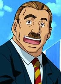 Charakter: Kenzo KATSURAGI
