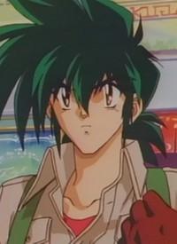 Charakter: Gou TAKARADA